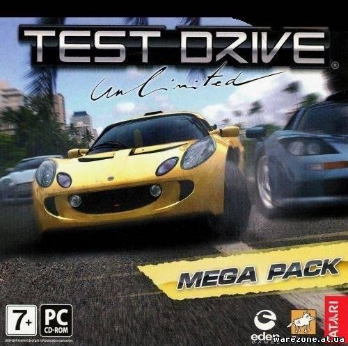 Test Drive Unlimited Megapack (2008/MULTI8) - добавит в игру 46 новых